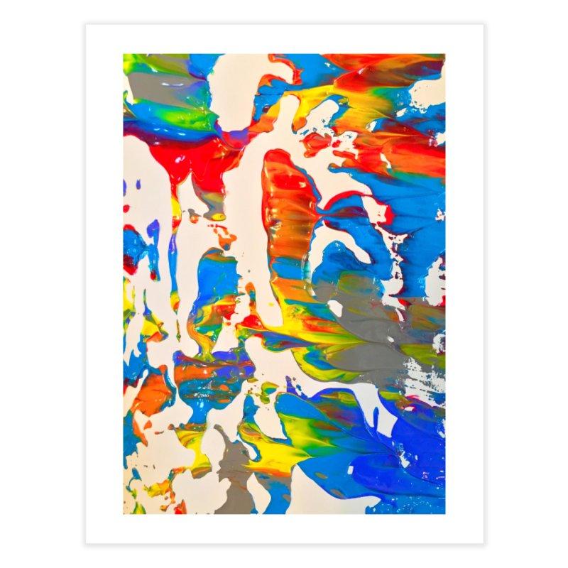 Goo Deep Home Fine Art Print by Zerah