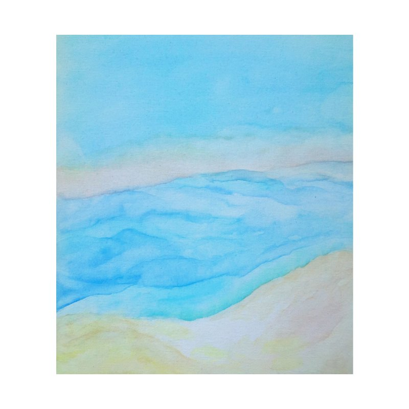 Dead Sea Bliss Men's V-Neck by Zerah