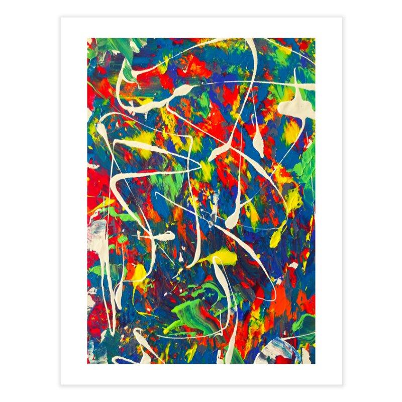 Imagine Home Fine Art Print by Zerah