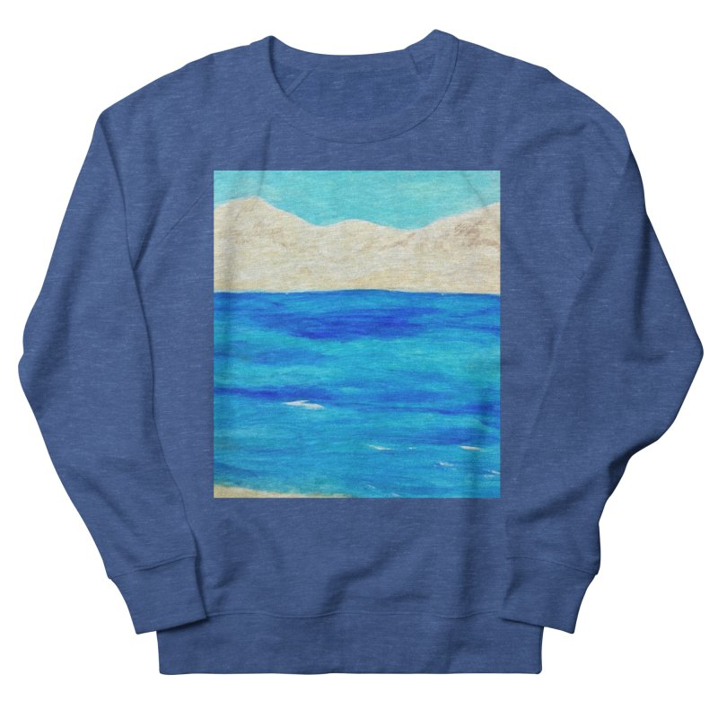 Crossing Over Men's Sweatshirt by Zerah