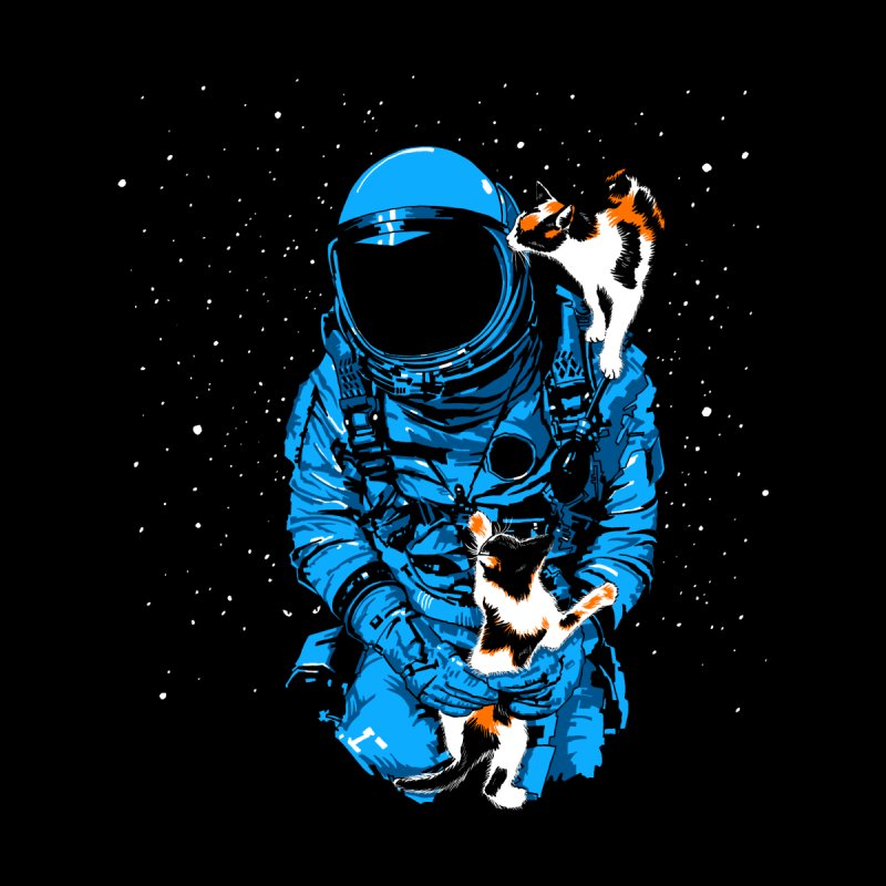 Meow More Space by zerobriant's Meow Shop