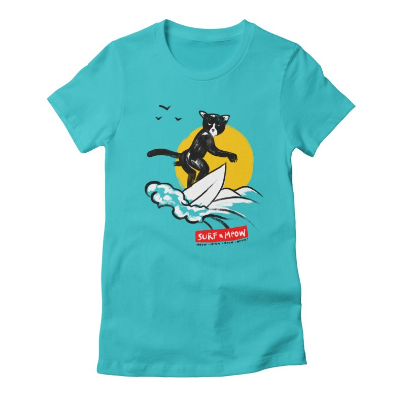Surf n Meow   by zerobriant's Meow Shop