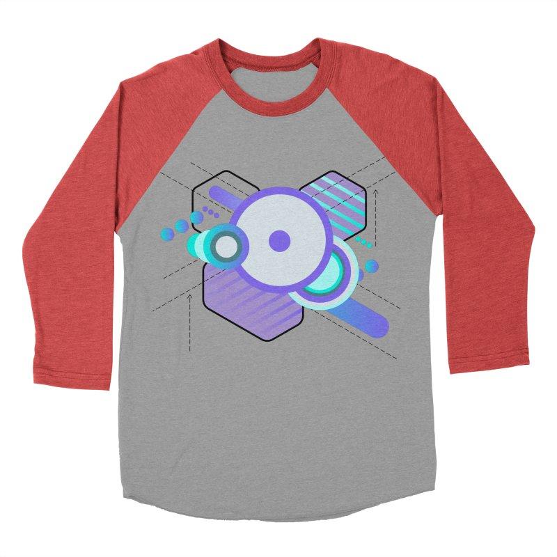 Composition 1 Men's Baseball Triblend Longsleeve T-Shirt by zeroing 's Artist Shop