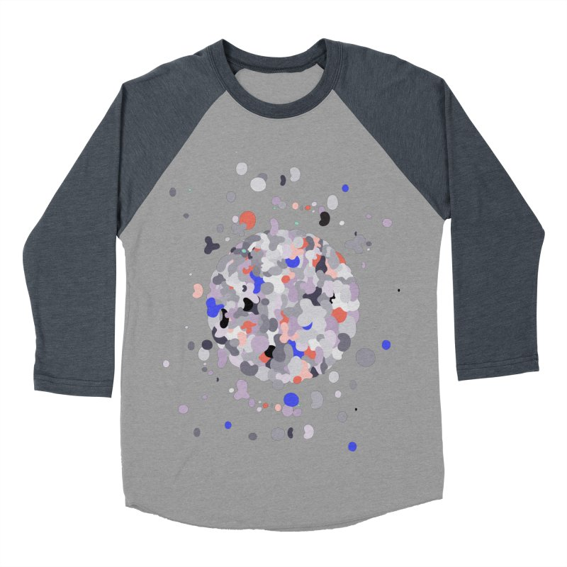 Cellular Senescence Men's Baseball Triblend Longsleeve T-Shirt by zeroing 's Artist Shop