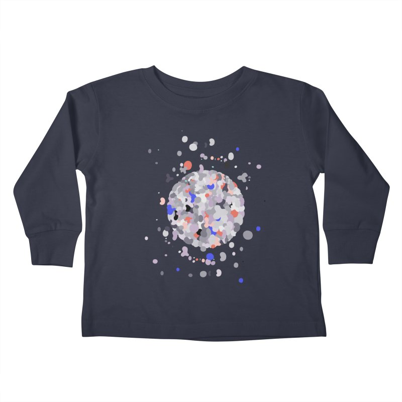 Cellular Senescence Kids Toddler Longsleeve T-Shirt by zeroing 's Artist Shop