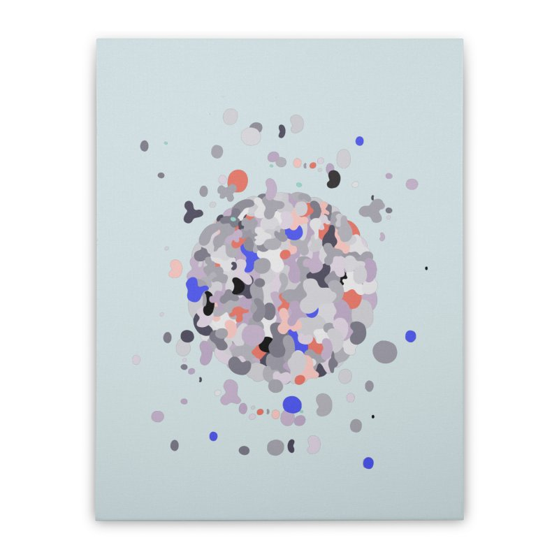 Cellular Senescence Home Stretched Canvas by zeroing 's Artist Shop