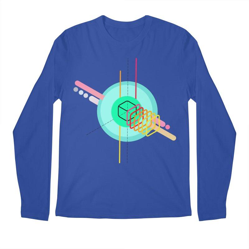 Composition 8 Men's Regular Longsleeve T-Shirt by zeroing 's Artist Shop