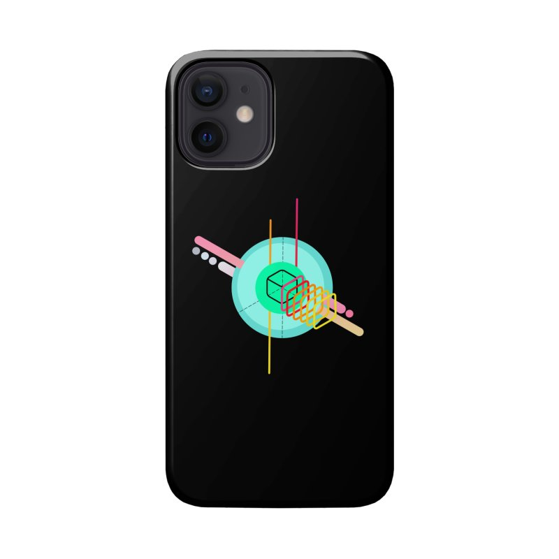 Composition 8 Accessories Phone Case by zeroing 's Artist Shop
