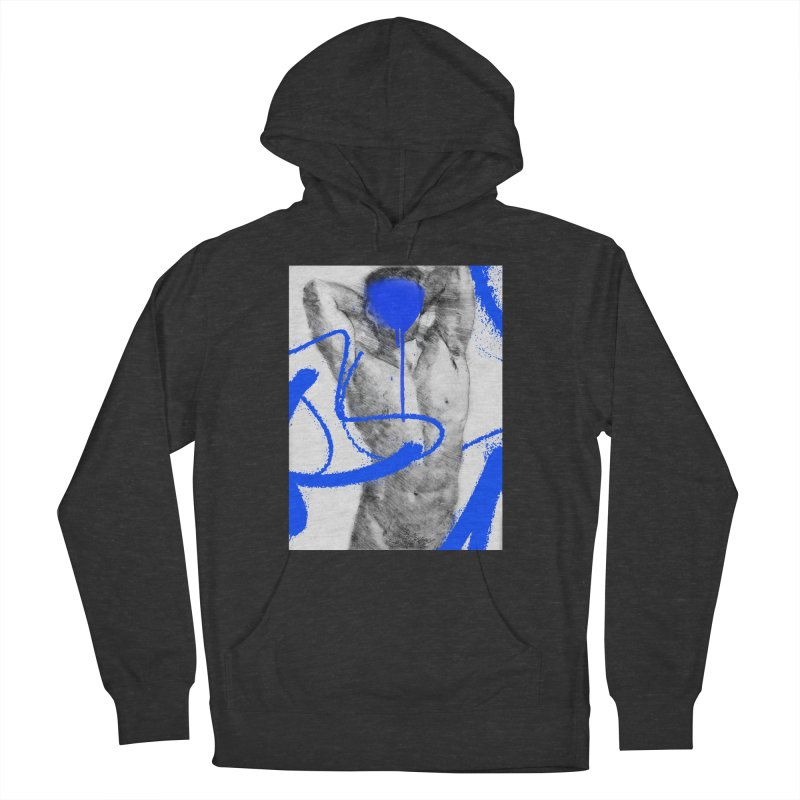Nude nº1 Women's French Terry Pullover Hoody by zeroing 's Artist Shop