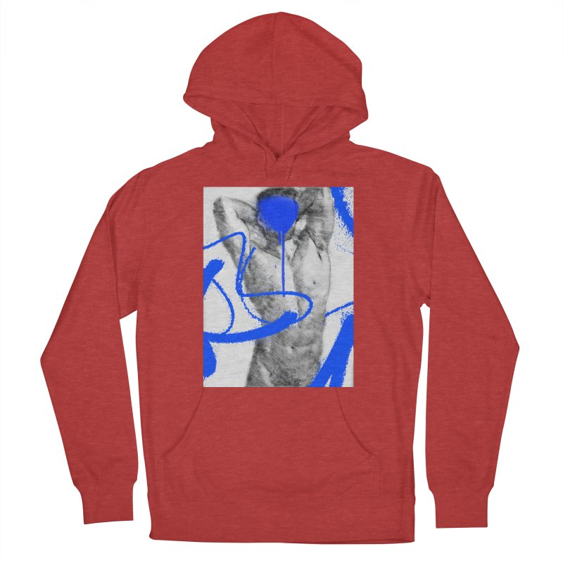 Nude nº1 Men's French Terry Pullover Hoody by zeroing 's Artist Shop