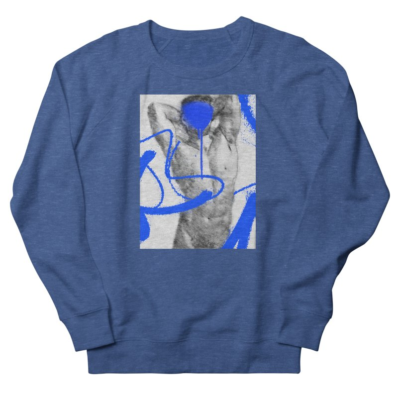 Nude nº1 Men's French Terry Sweatshirt by zeroing 's Artist Shop