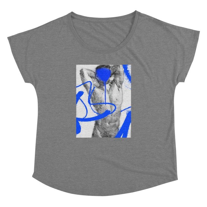 Nude nº1 Women's Dolman Scoop Neck by zeroing 's Artist Shop