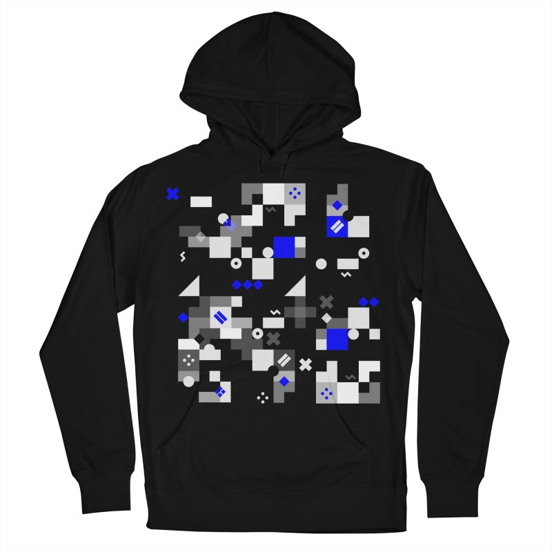 Composition 8 Women's French Terry Pullover Hoody by zeroing 's Artist Shop