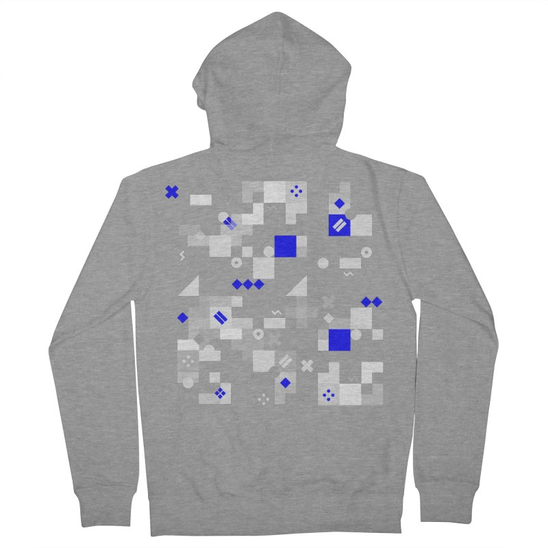 Composition 8 Women's French Terry Zip-Up Hoody by zeroing 's Artist Shop