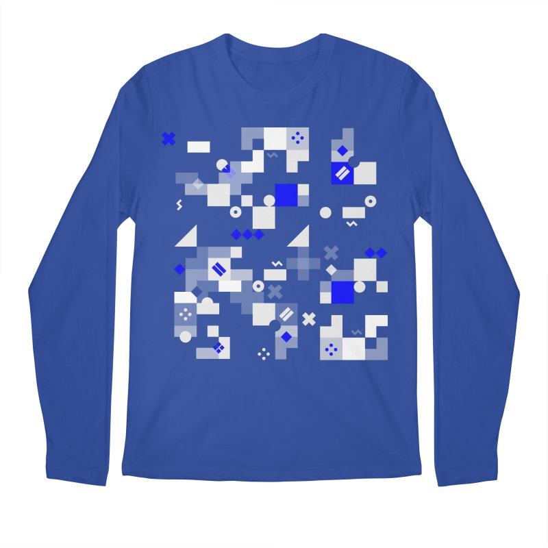 Composition 8 Men's Regular Longsleeve T-Shirt by zeroing 's Artist Shop