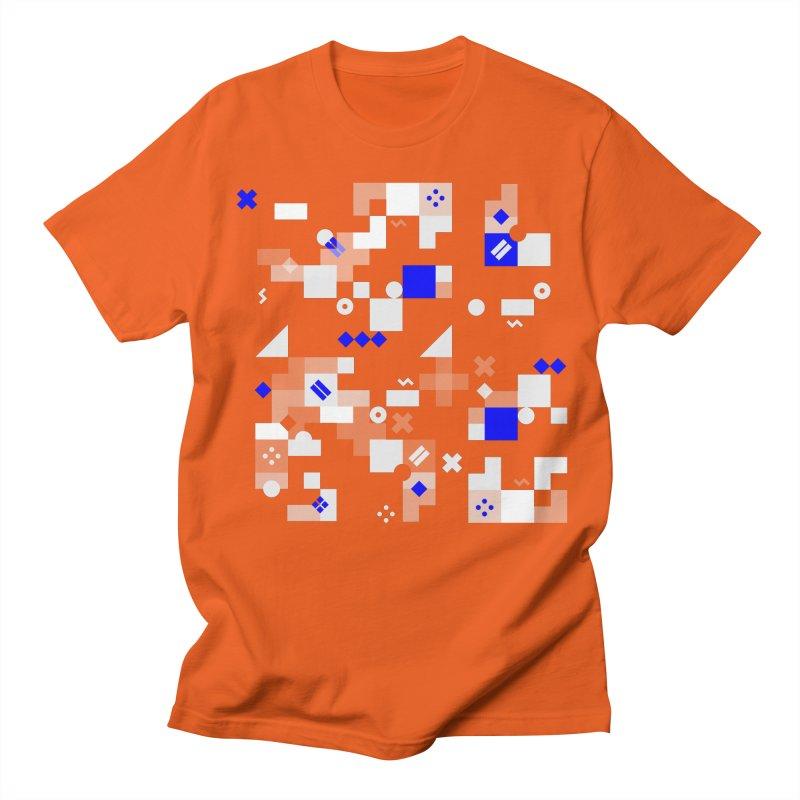 Composition 8 Men's Regular T-Shirt by zeroing 's Artist Shop