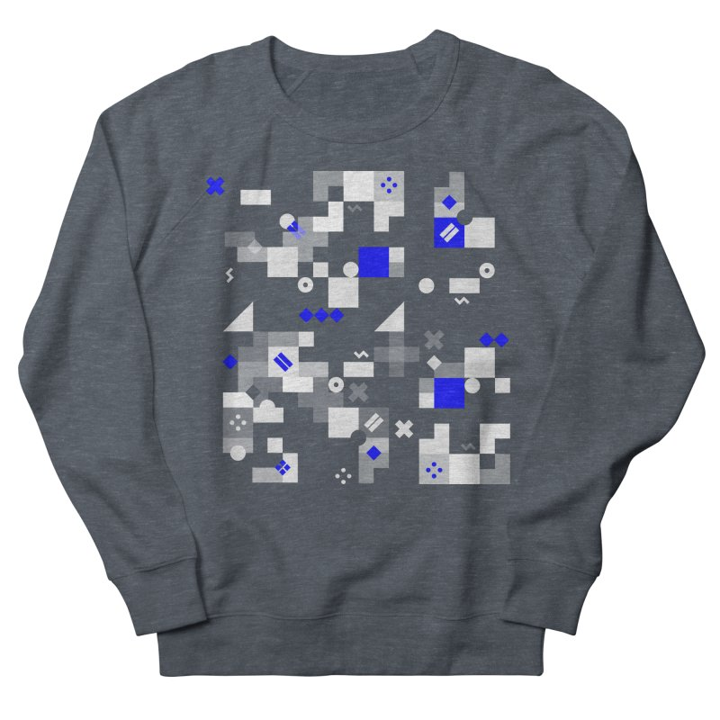 Composition 8 Women's French Terry Sweatshirt by zeroing 's Artist Shop