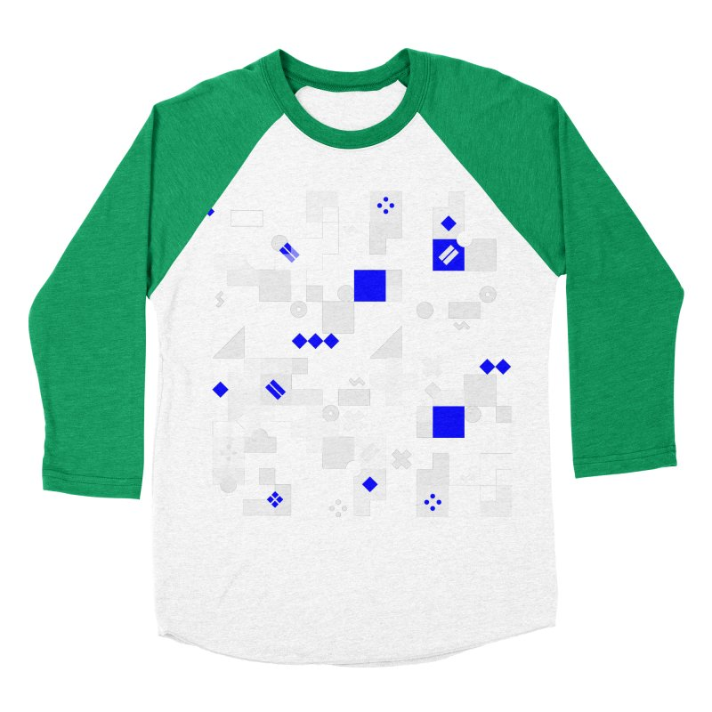 Composition 8 Men's Baseball Triblend Longsleeve T-Shirt by zeroing 's Artist Shop