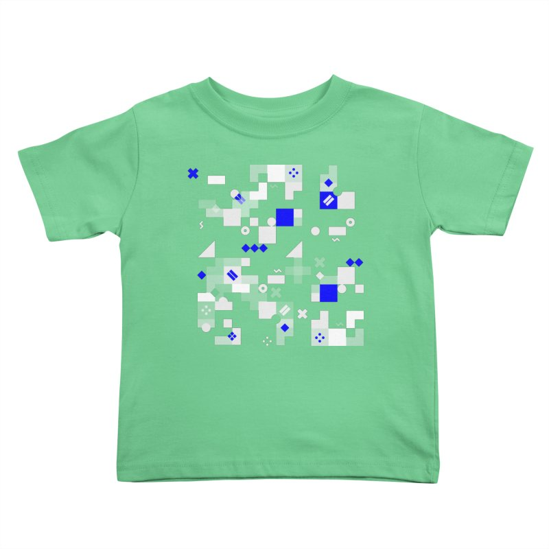 Composition 8 Kids Toddler T-Shirt by zeroing 's Artist Shop