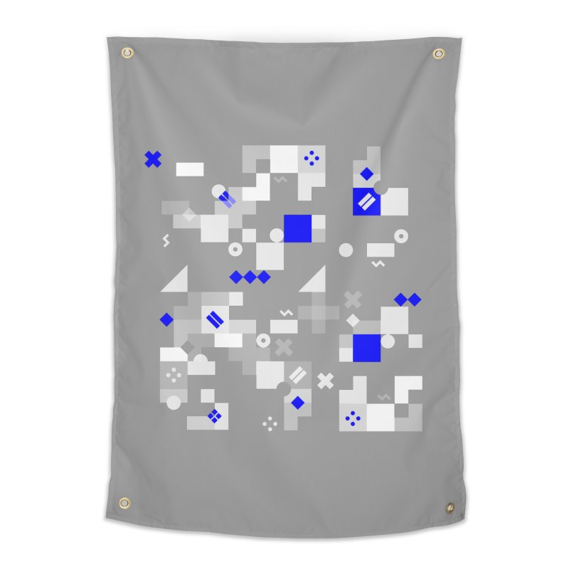 Composition 8 Home Tapestry by zeroing 's Artist Shop