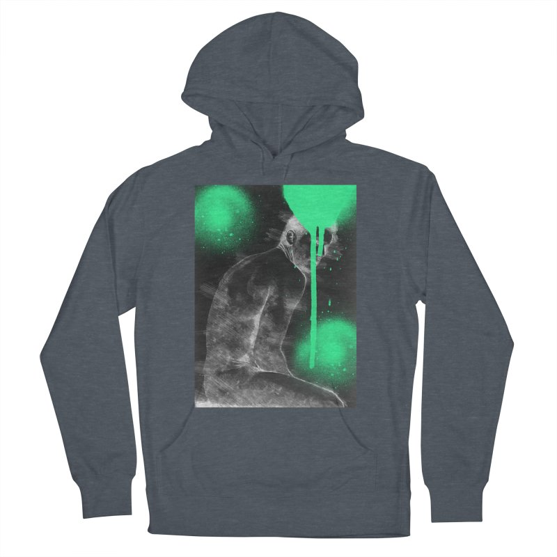 Nude nº 3 Women's French Terry Pullover Hoody by zeroing 's Artist Shop