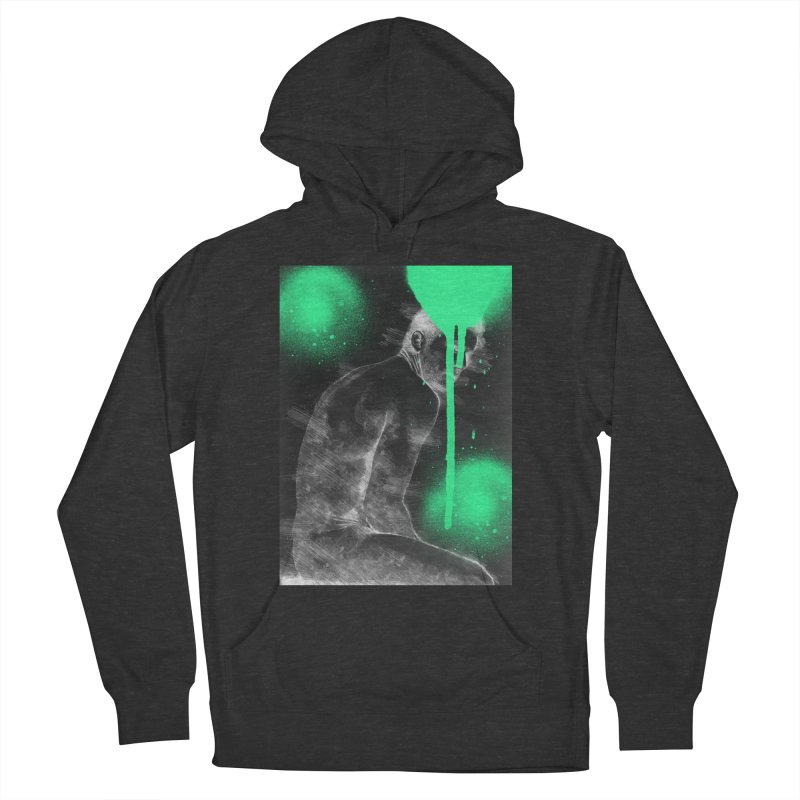 Nude nº 3 Men's French Terry Pullover Hoody by zeroing 's Artist Shop