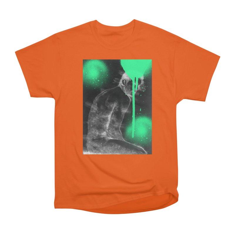 Nude nº 3 Men's Heavyweight T-Shirt by zeroing 's Artist Shop