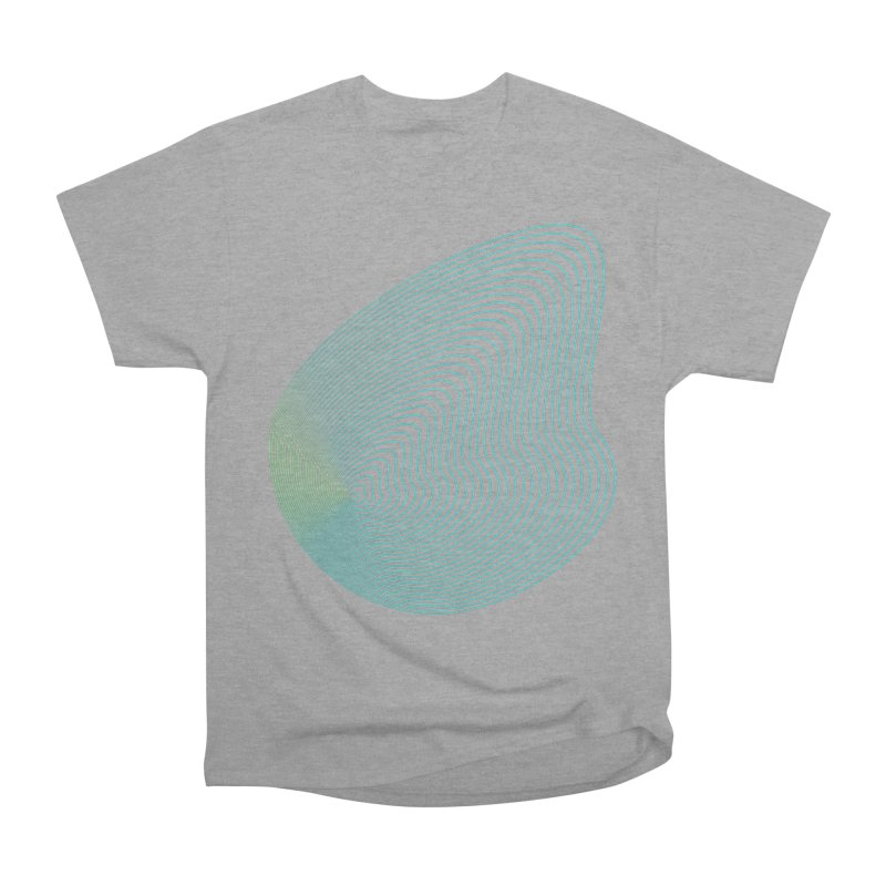 Ripple Men's Heavyweight T-Shirt by zeroing 's Artist Shop