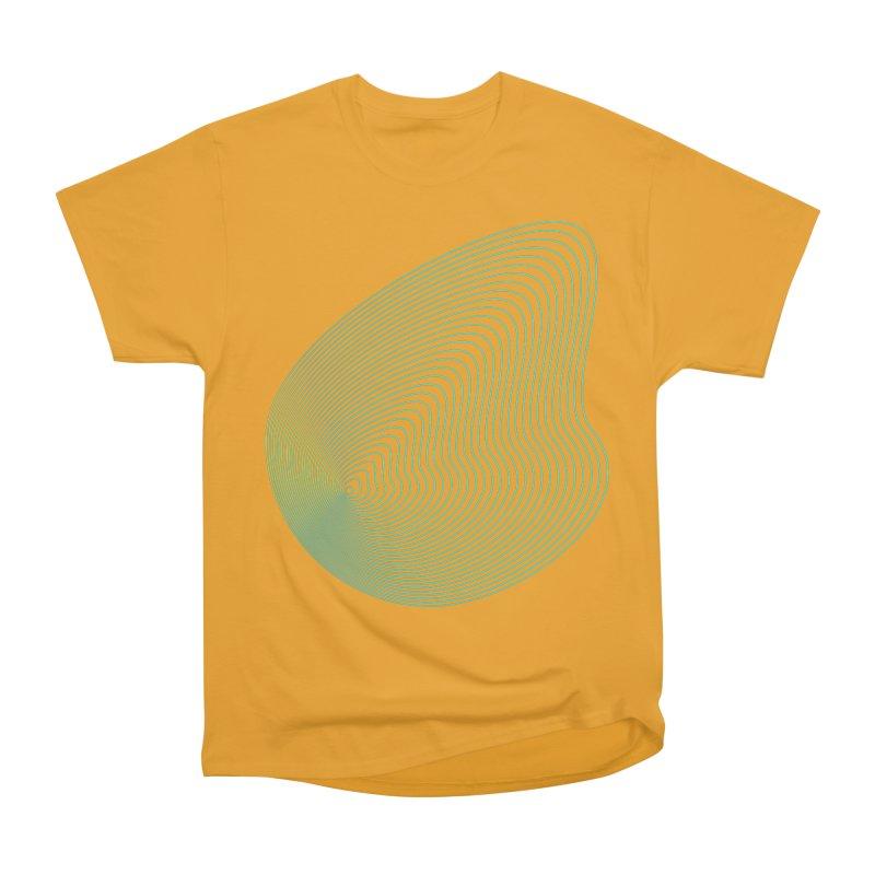 Ripple Women's Heavyweight Unisex T-Shirt by zeroing 's Artist Shop