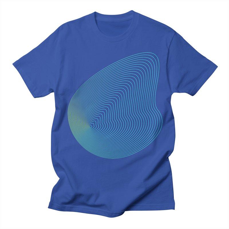 Ripple Women's Regular Unisex T-Shirt by zeroing 's Artist Shop