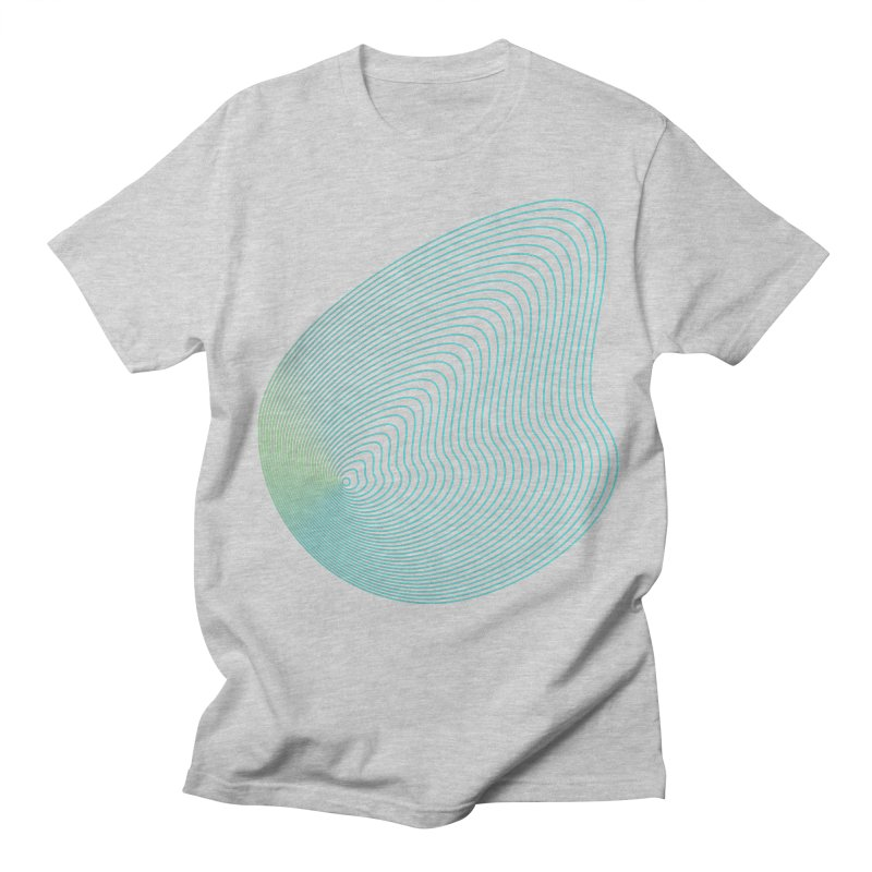 Ripple Women's Regular Unisex T-Shirt by zeroing 's Artist Shop