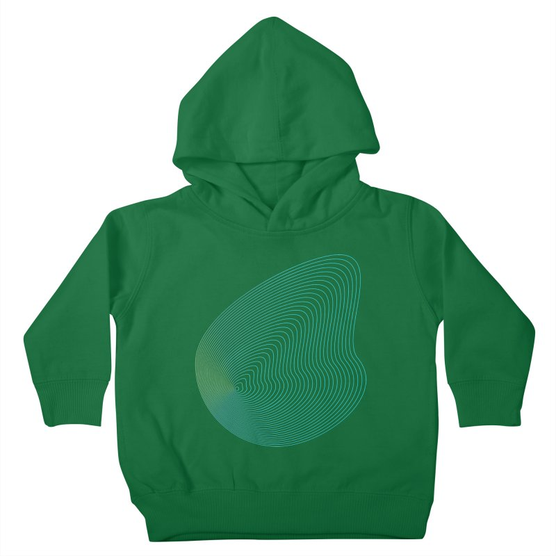 Ripple Kids Toddler Pullover Hoody by zeroing 's Artist Shop