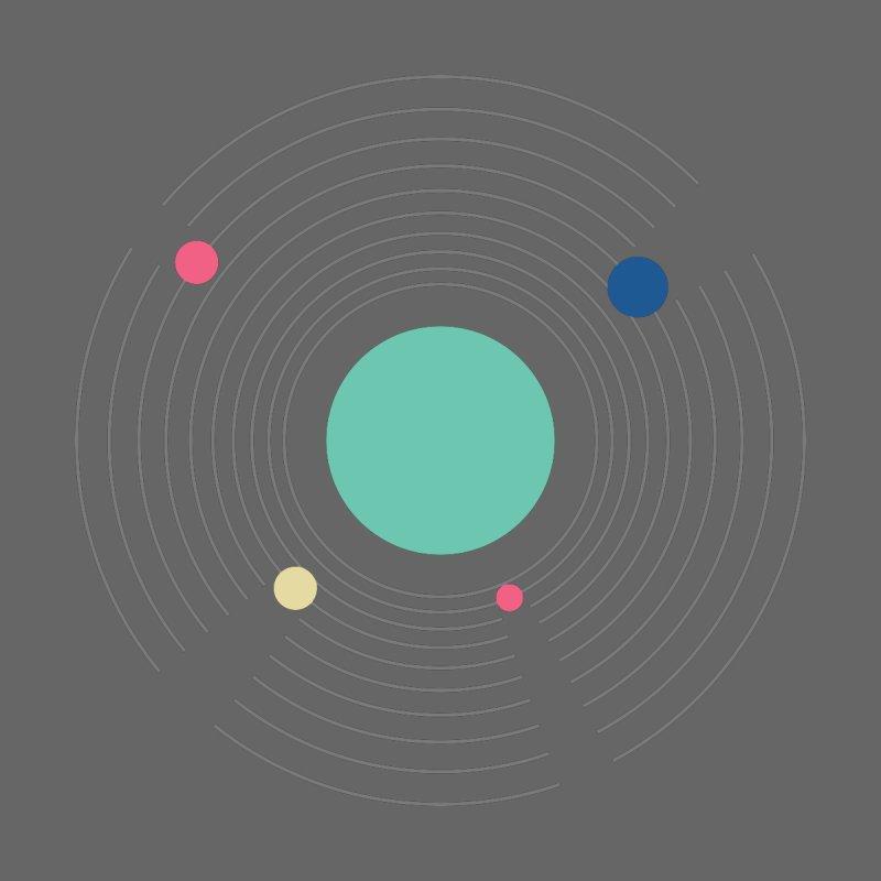 Orbit   by zeroing 's Artist Shop