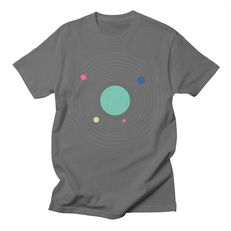 Orbit Men's T-Shirt by zeroing 's Artist Shop