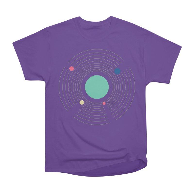 Orbit Men's Heavyweight T-Shirt by zeroing 's Artist Shop