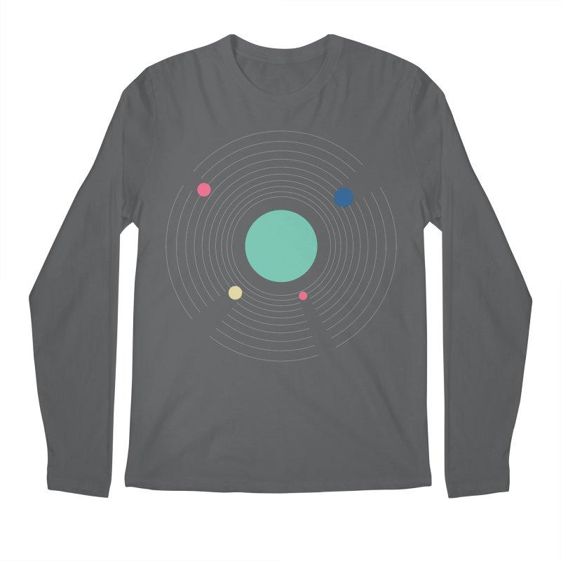 Orbit Men's Regular Longsleeve T-Shirt by zeroing 's Artist Shop