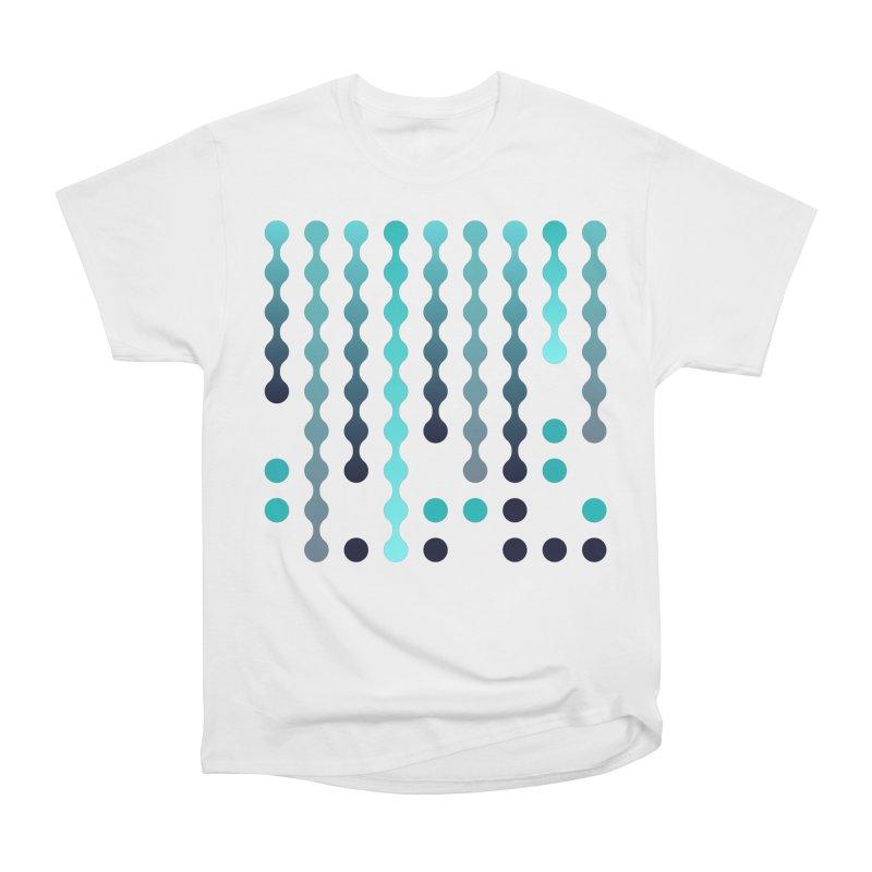 Droplets  Men's Heavyweight T-Shirt by zeroing 's Artist Shop