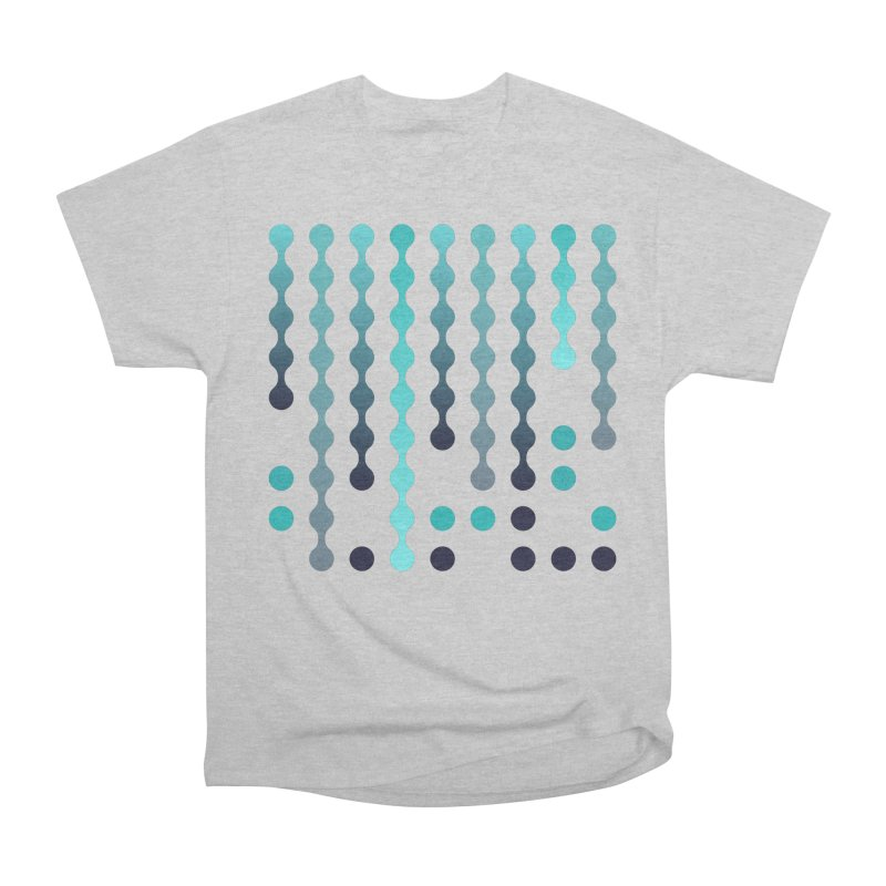 Droplets  Men's Heavyweight T-Shirt by zeroing 's Artist Shop