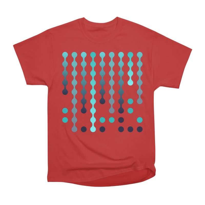 Droplets  Women's Heavyweight Unisex T-Shirt by zeroing 's Artist Shop