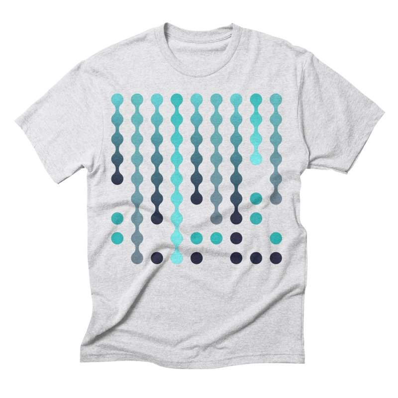 Droplets  Men's Triblend T-Shirt by zeroing 's Artist Shop