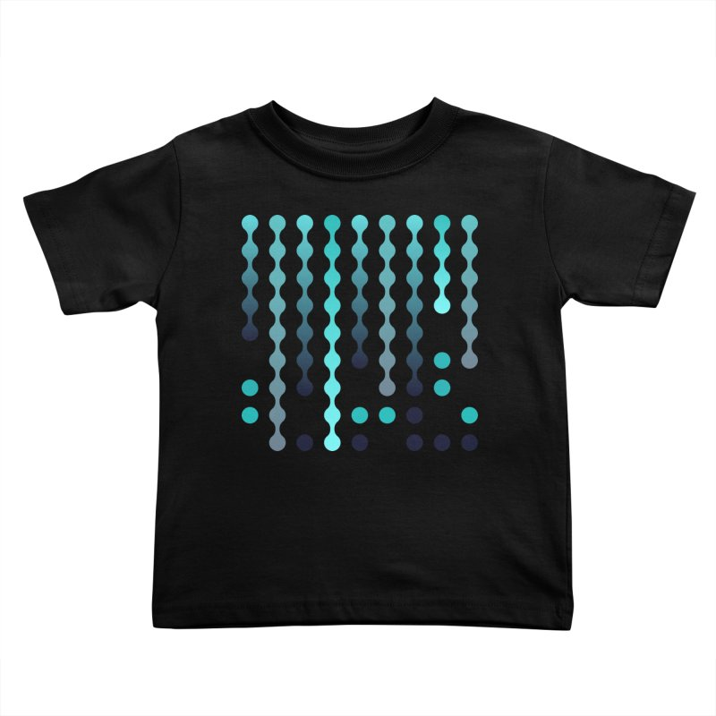 Droplets  Kids Toddler T-Shirt by zeroing 's Artist Shop