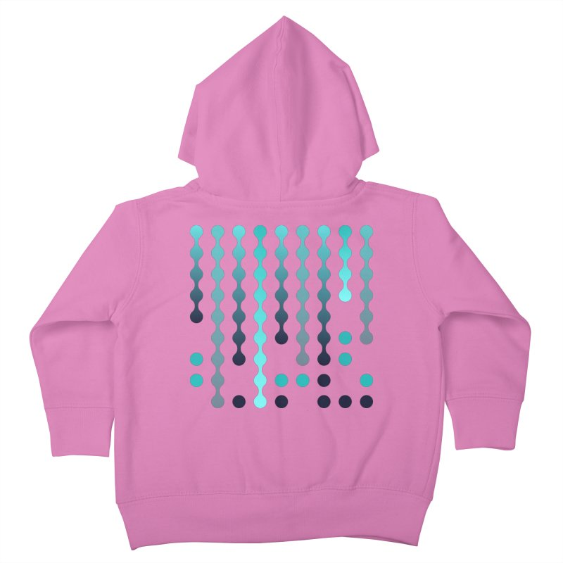Droplets  Kids Toddler Zip-Up Hoody by zeroing 's Artist Shop