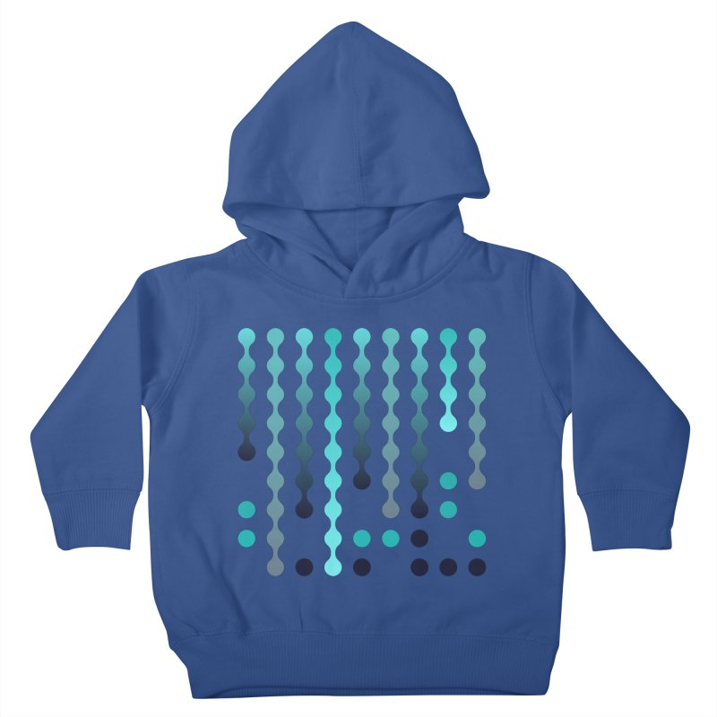 Droplets  Kids Toddler Pullover Hoody by zeroing 's Artist Shop