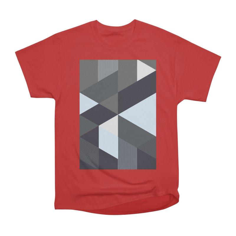 Block Colors Men's Heavyweight T-Shirt by zeroing 's Artist Shop