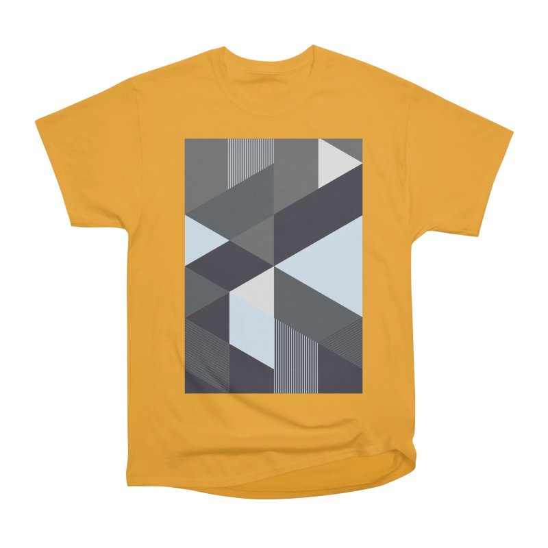 Block Colors Men's Heavyweight T-Shirt by zeroing 's Artist Shop