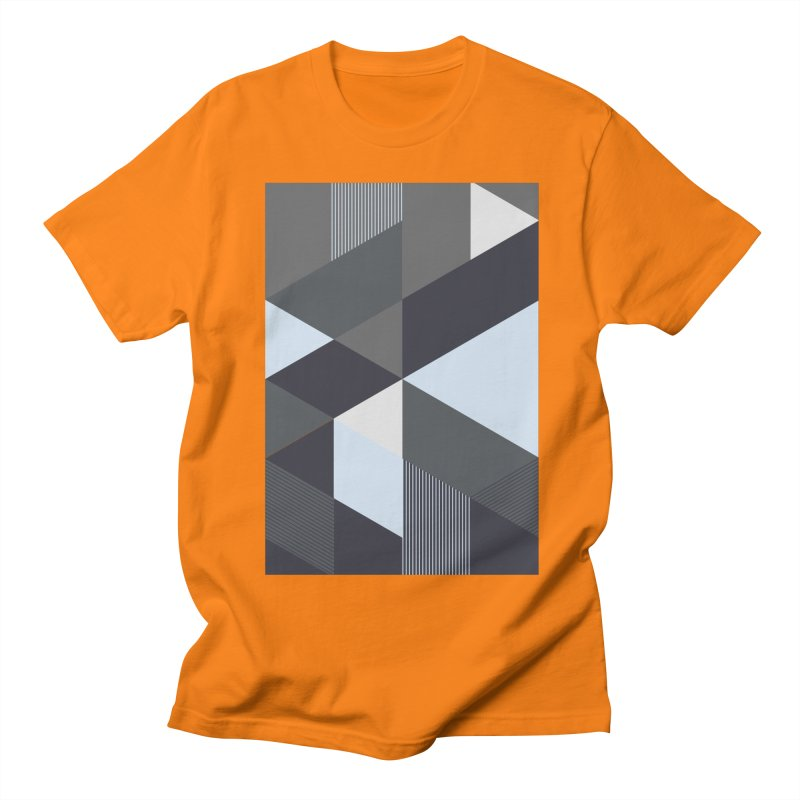 Block Colors Men's Regular T-Shirt by zeroing 's Artist Shop