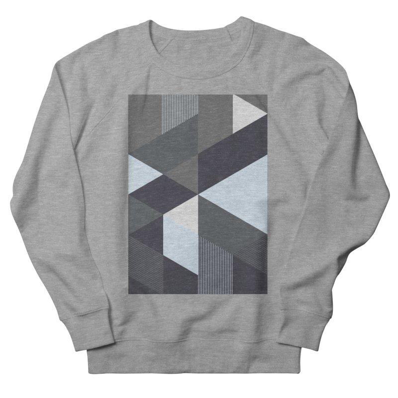 Block Colors Women's French Terry Sweatshirt by zeroing 's Artist Shop
