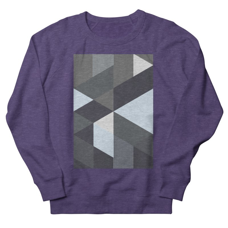 Block Colors Men's French Terry Sweatshirt by zeroing 's Artist Shop