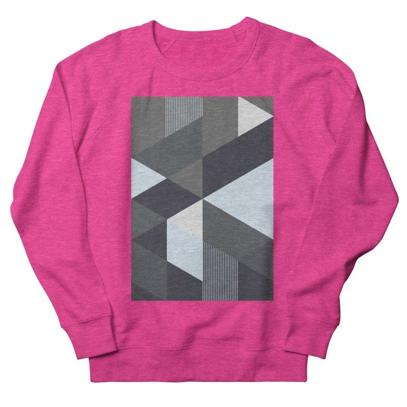Block Colors Men's French Terry Sweatshirt by zeroing 's Artist Shop