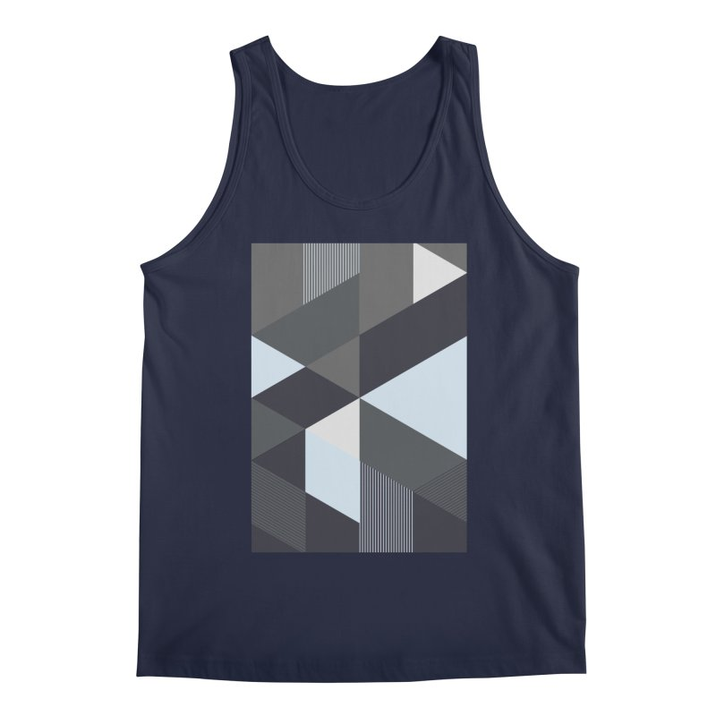Block Colors Men's Regular Tank by zeroing 's Artist Shop